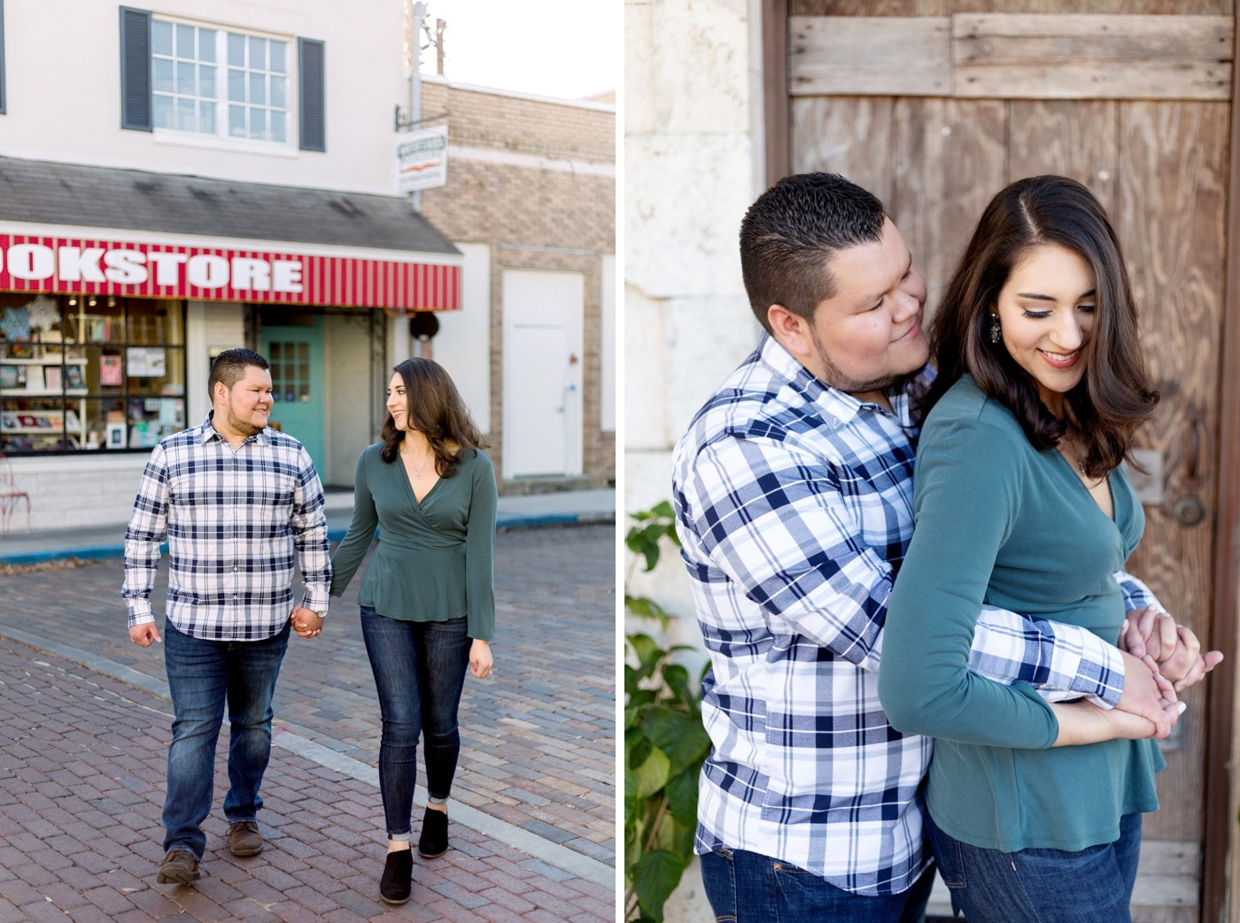 engagement photoshoot in winter park