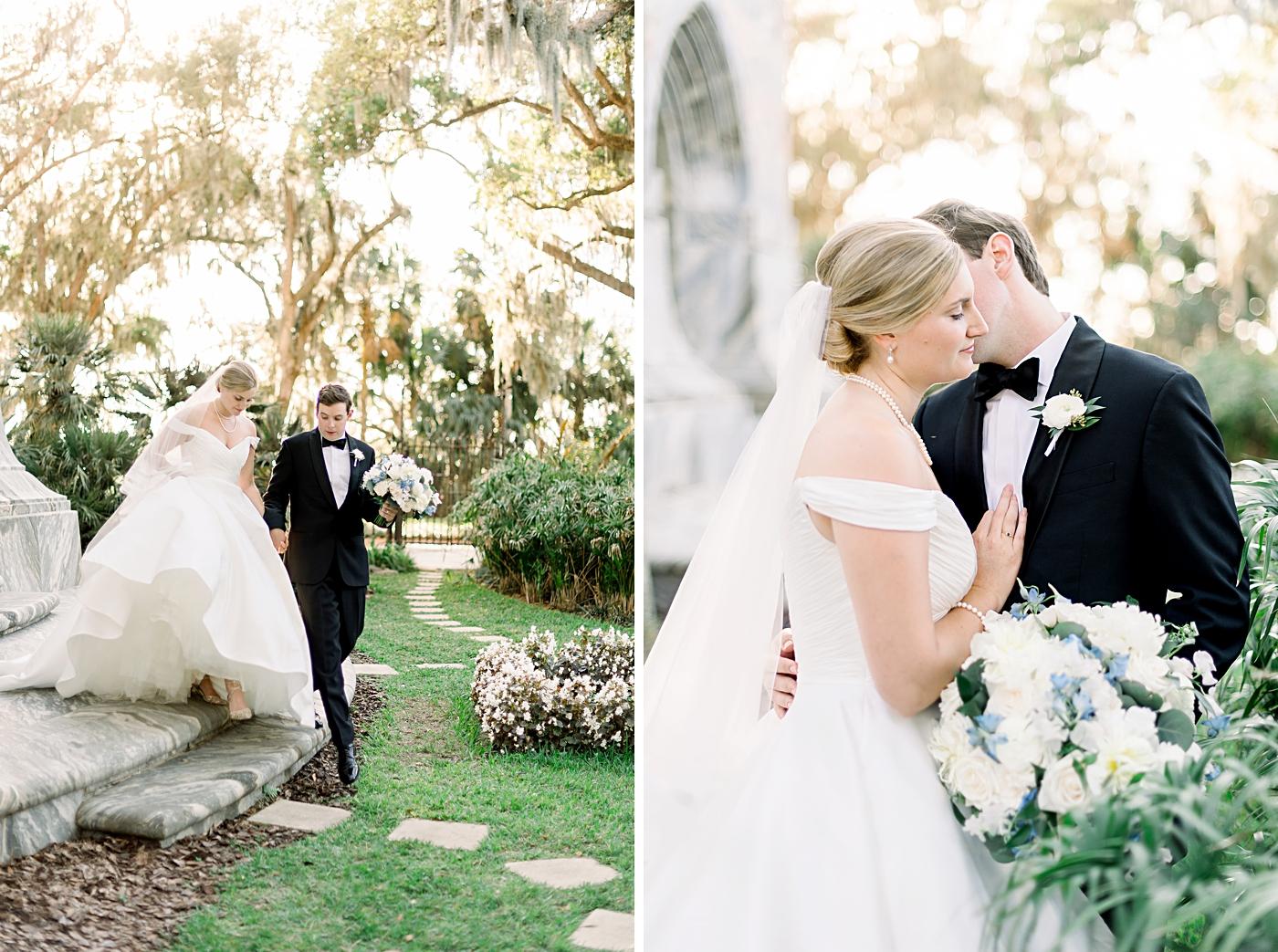 bok tower wedding photography