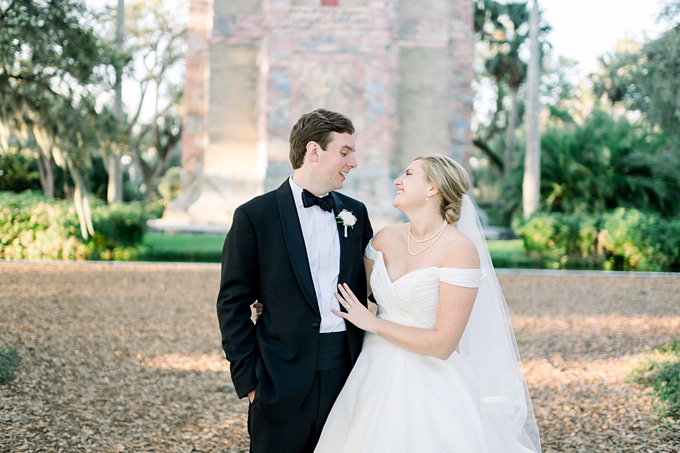 bok tower wedding