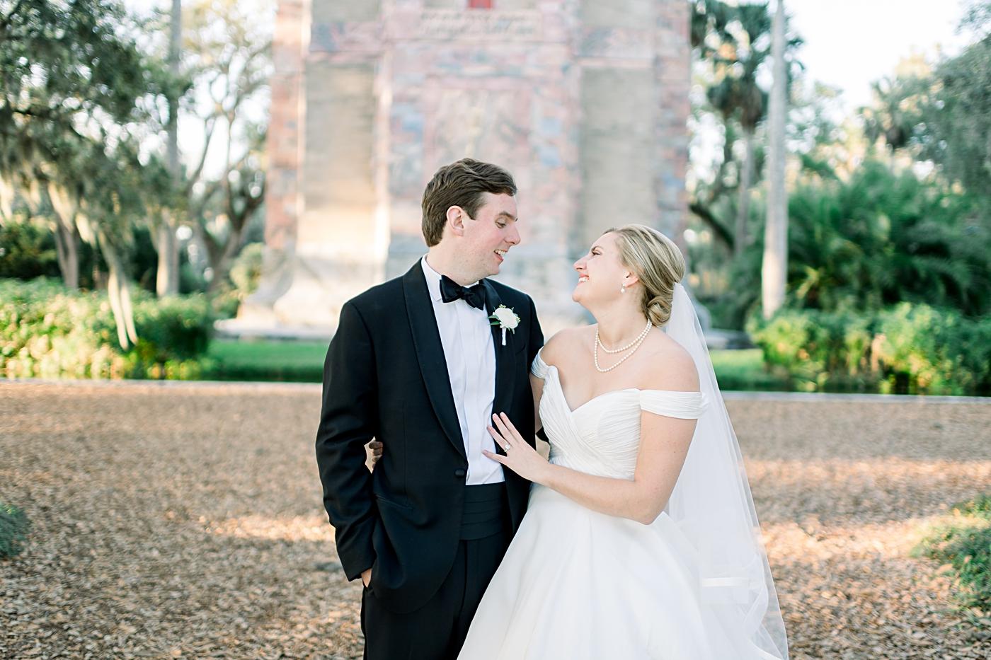 bok tower wedding
