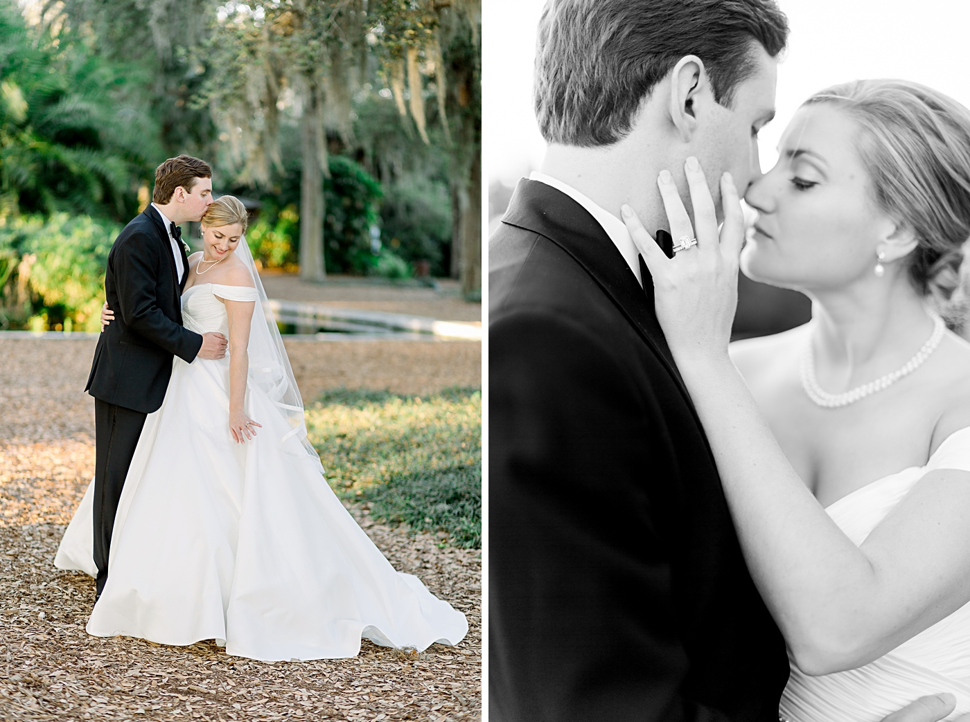 wedding at bok tower