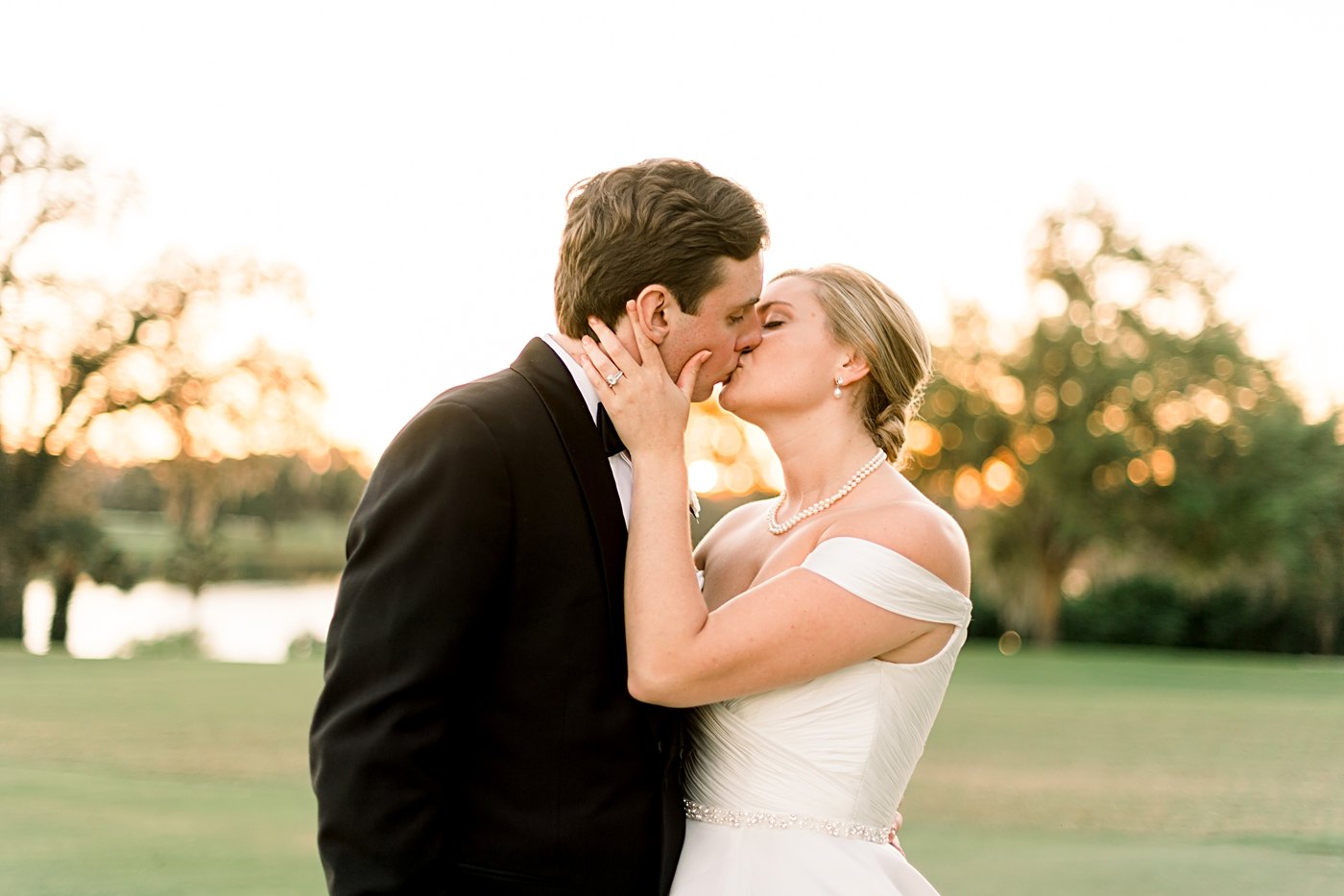 orlando golf course wedding