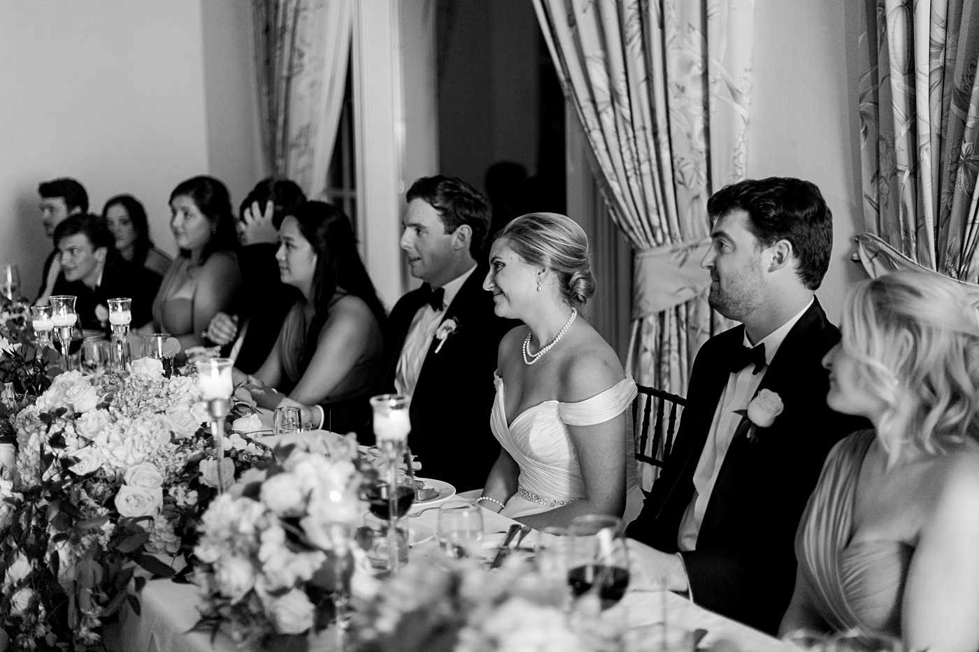 black and white wedding photo ideas