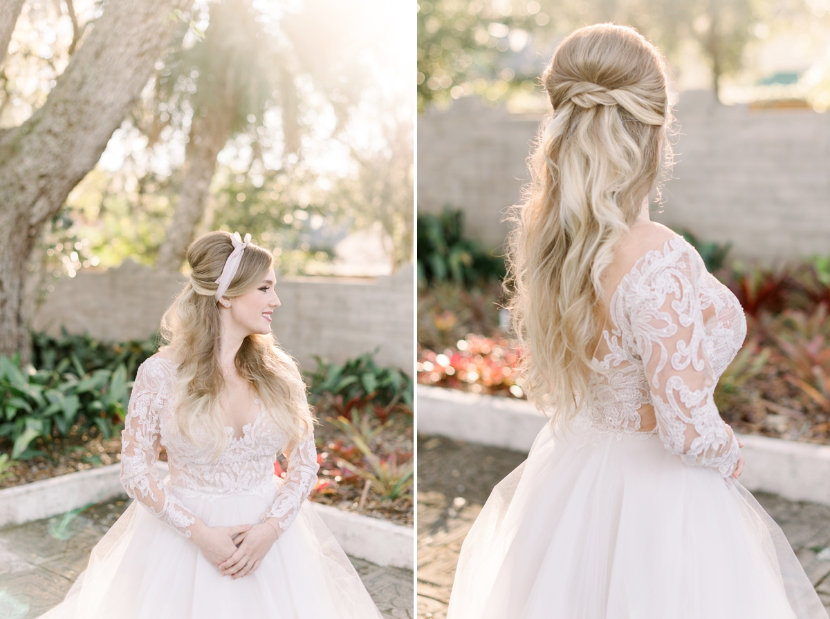 Calvet Couture wedding dress photography