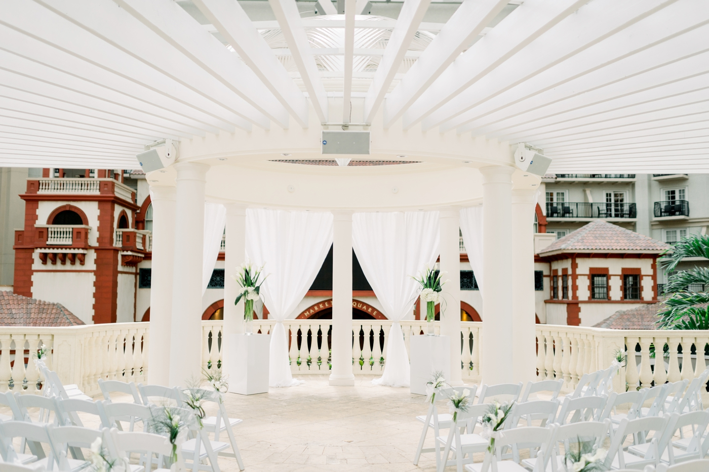 gaylord palms resort wedding