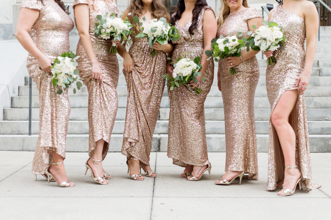 custom bridesmaid shoes