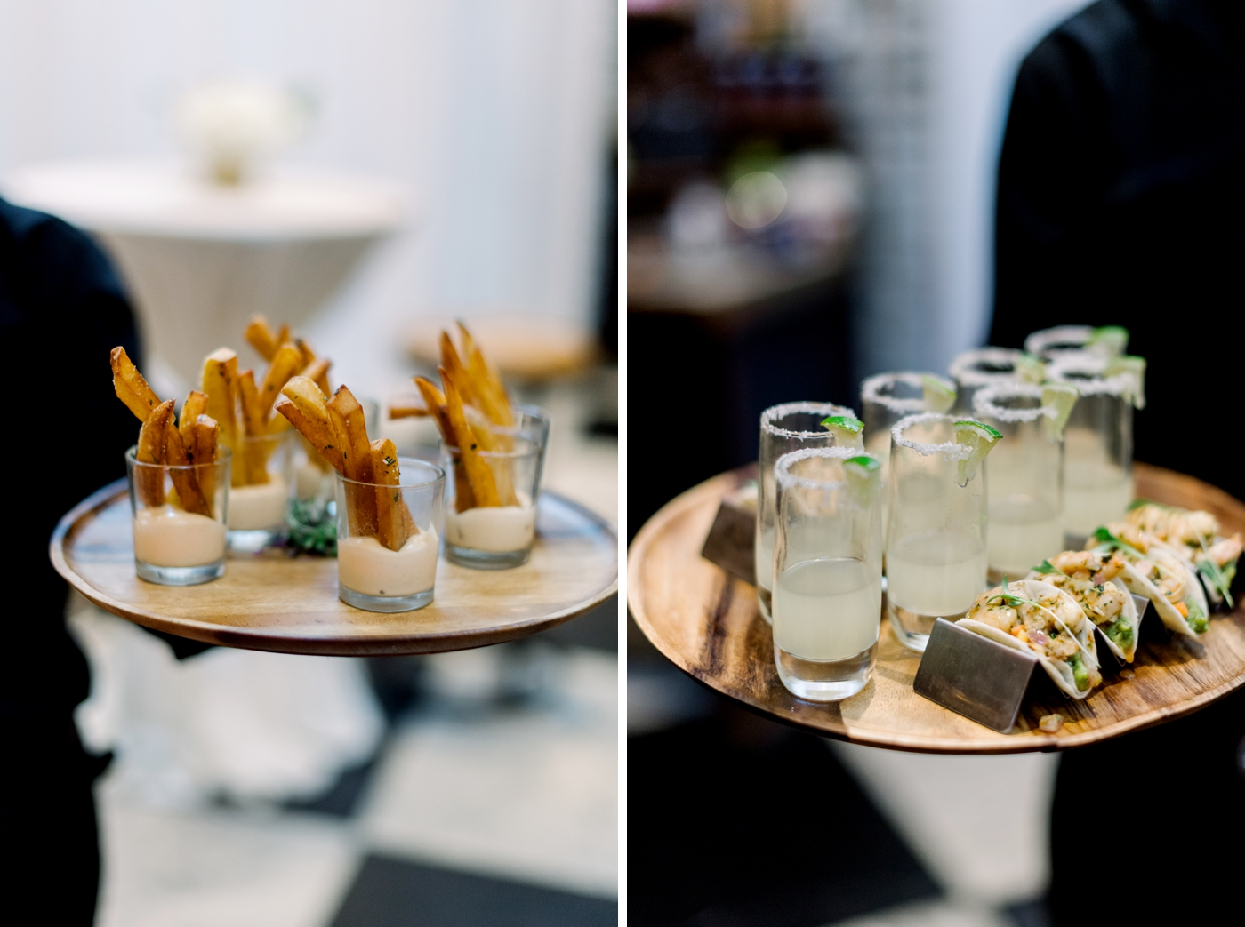 cute wedding appetizer ideas