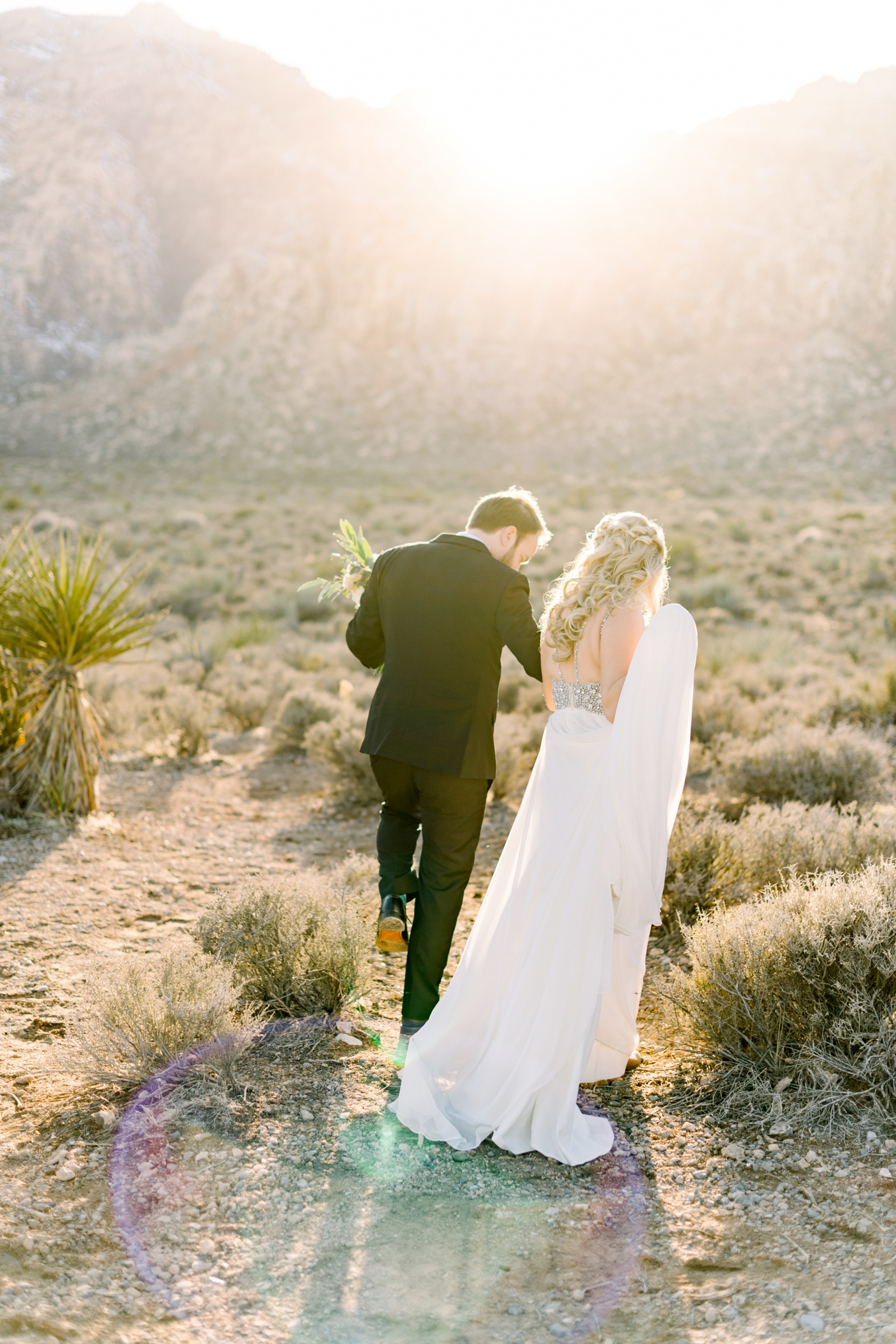 red rock canyon photographer