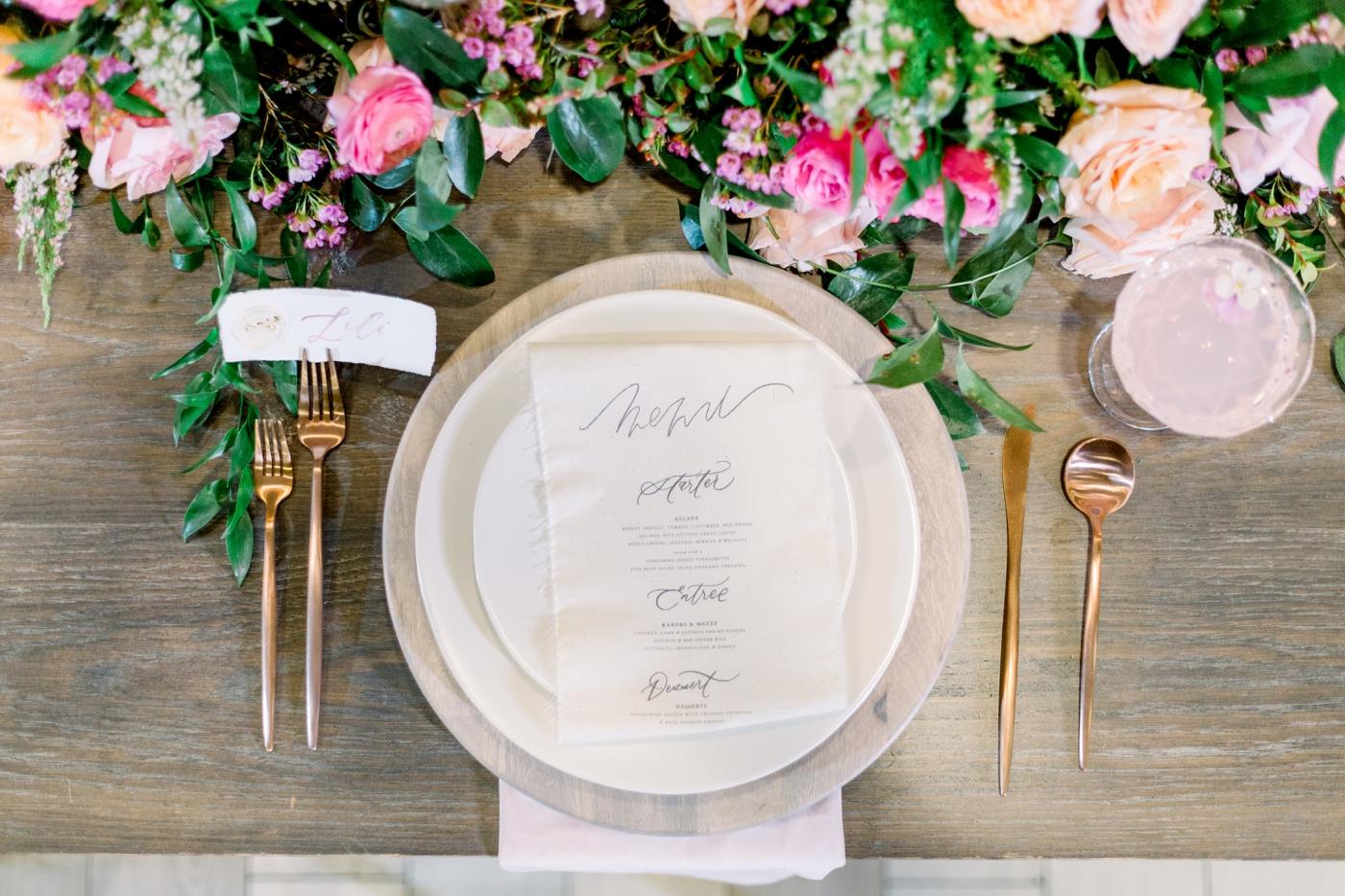 andi meja wedding stationery
