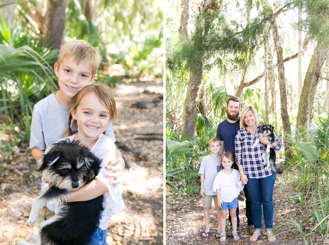 Orlando family portraits