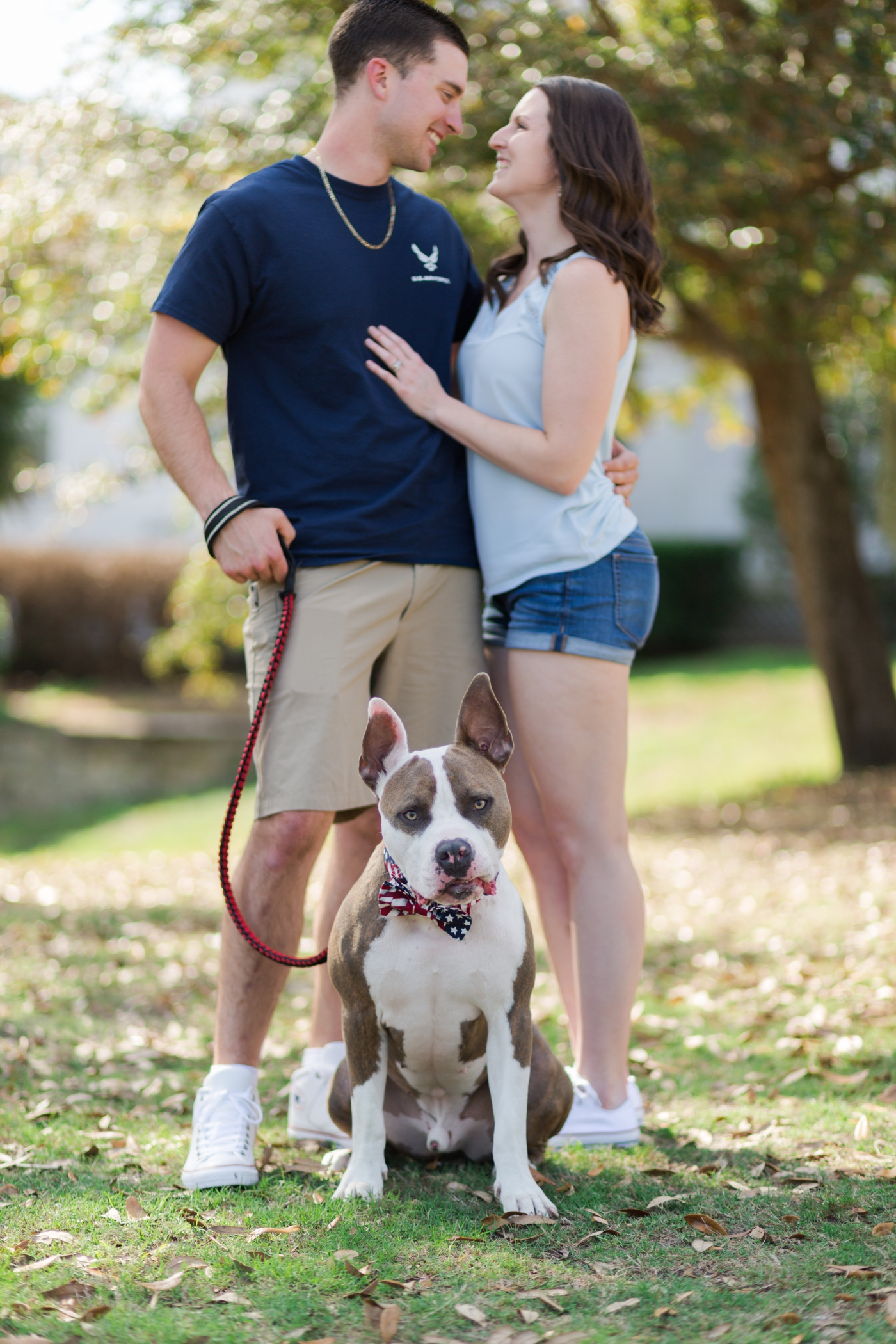 family photos with your dog