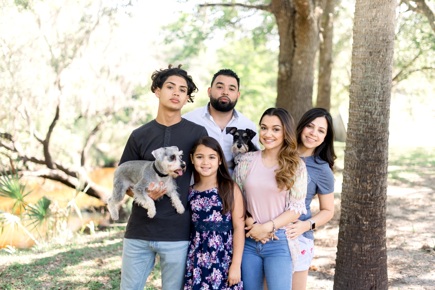 family pictures orlando