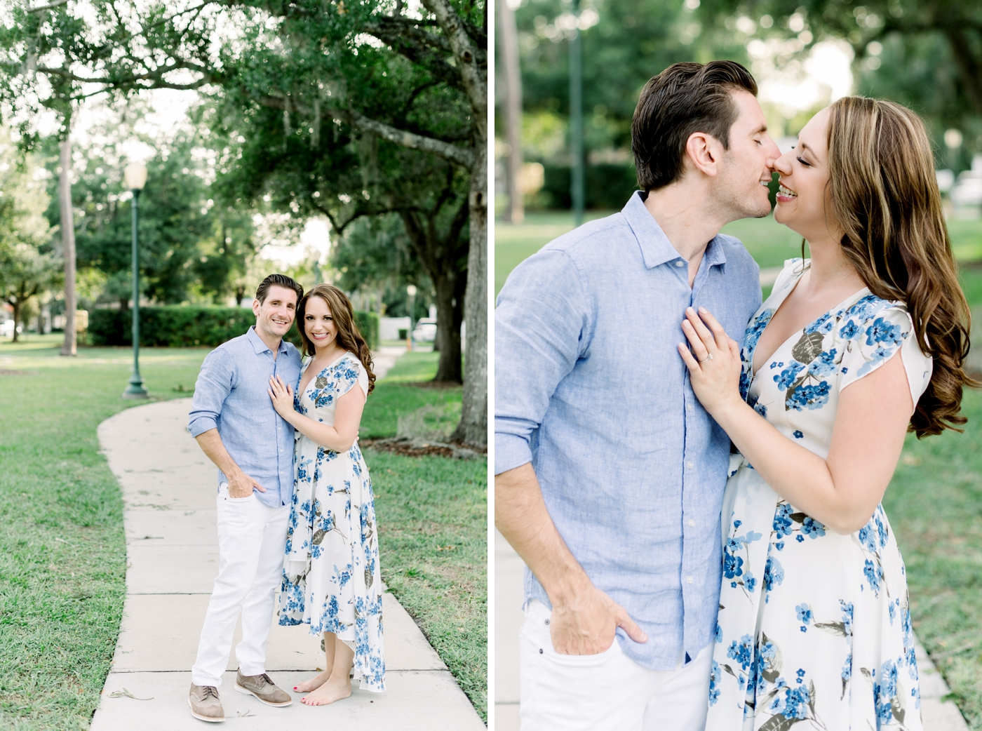 engagement photography in orlando