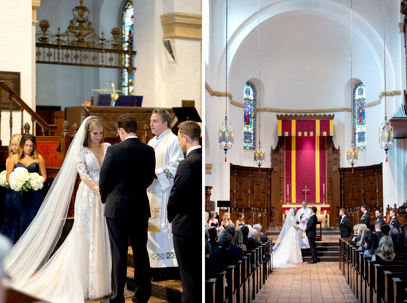knows chapel church wedding