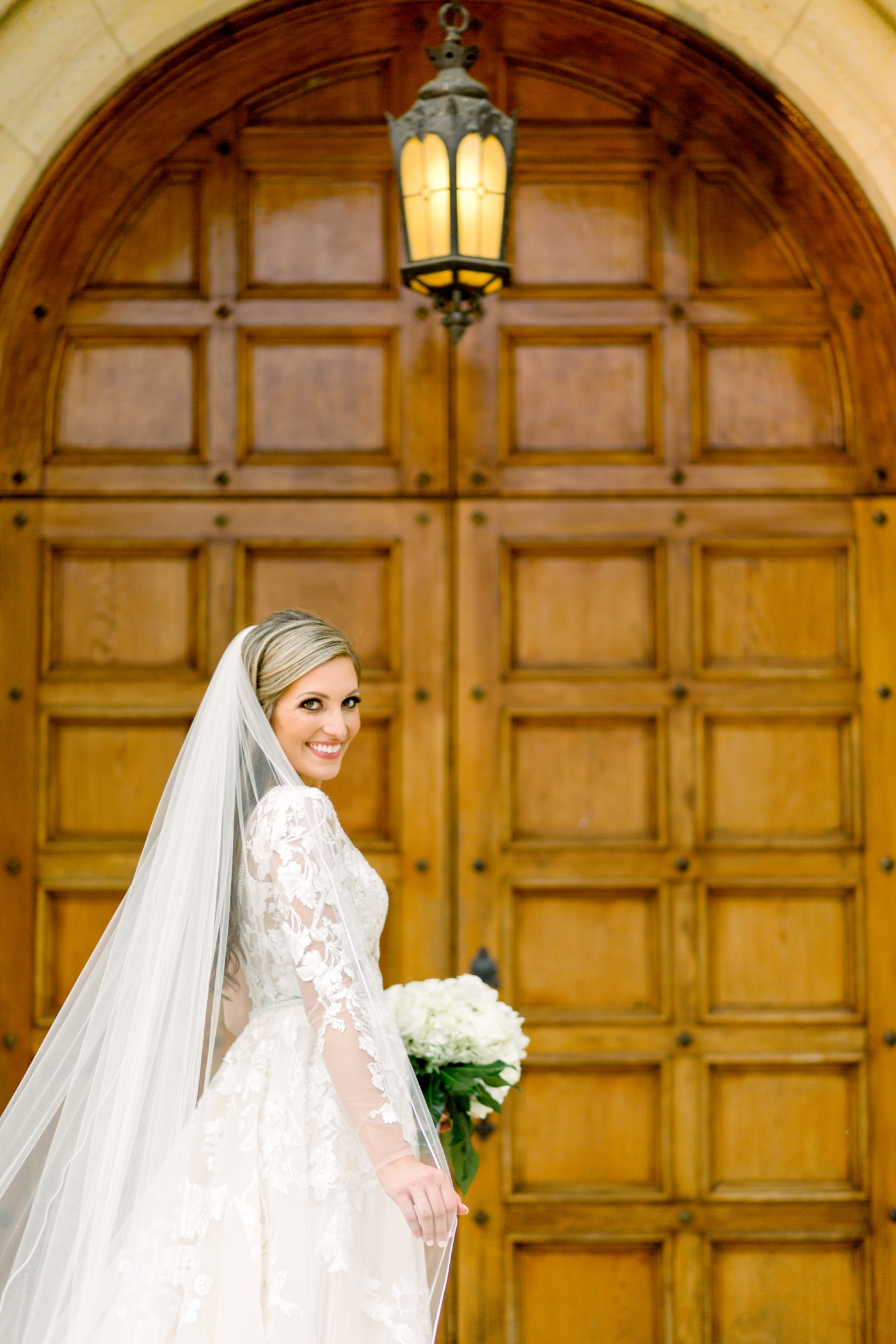 Rollins College wedding photos