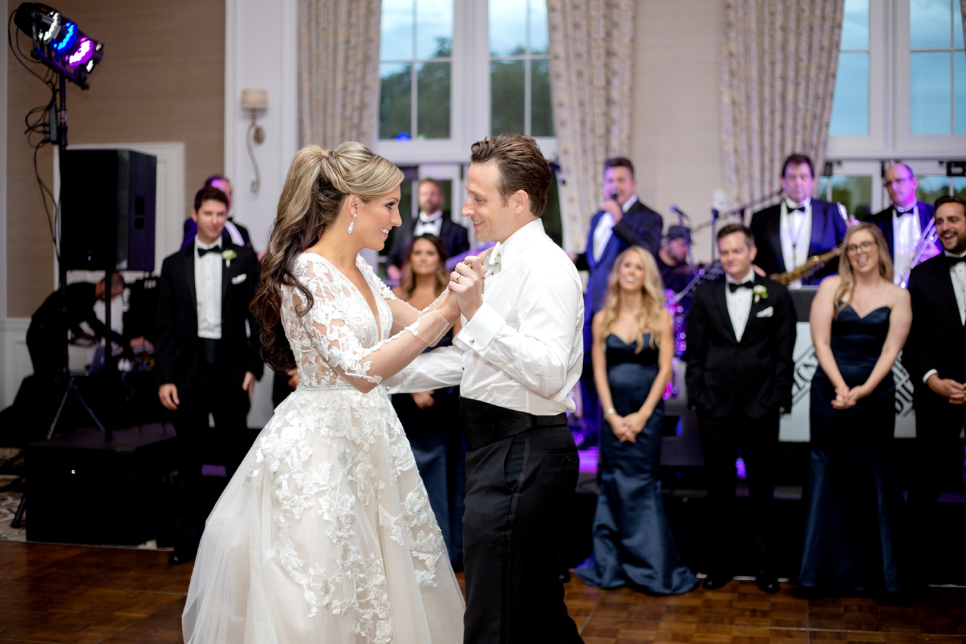 country club of orlando wedding reception