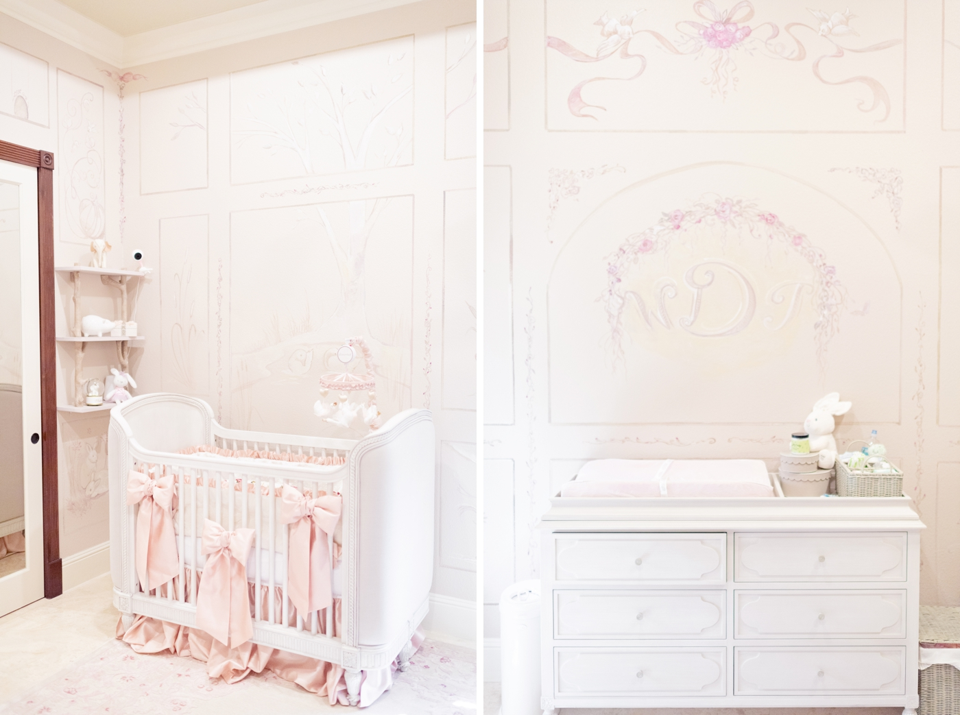 beautiful nursery inspiration