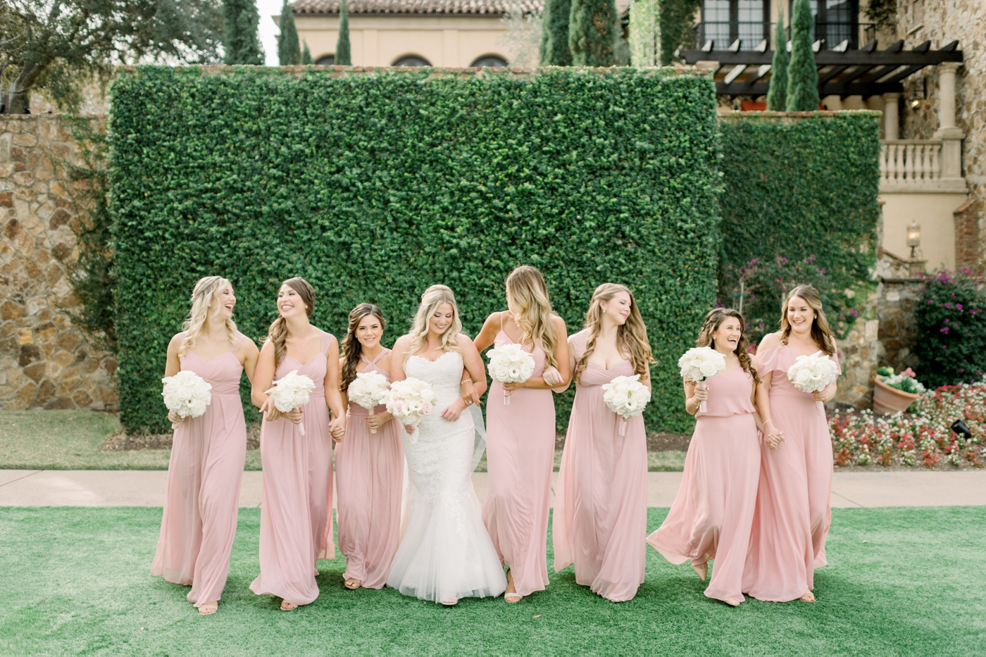 why do we have bridesmaids?