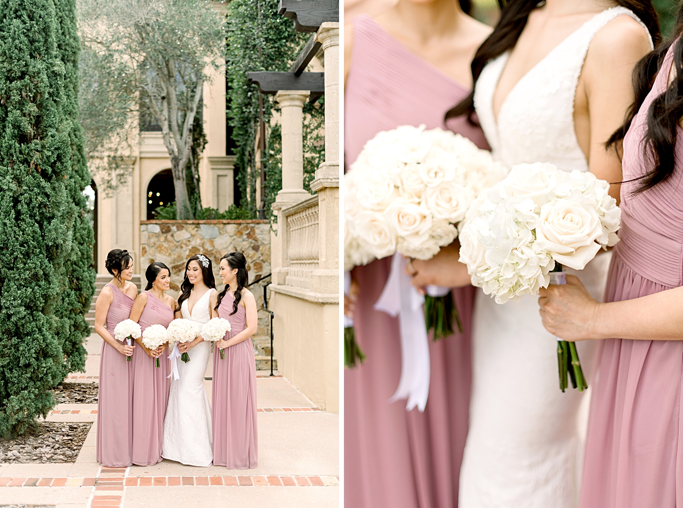 bella collina bridesmaid