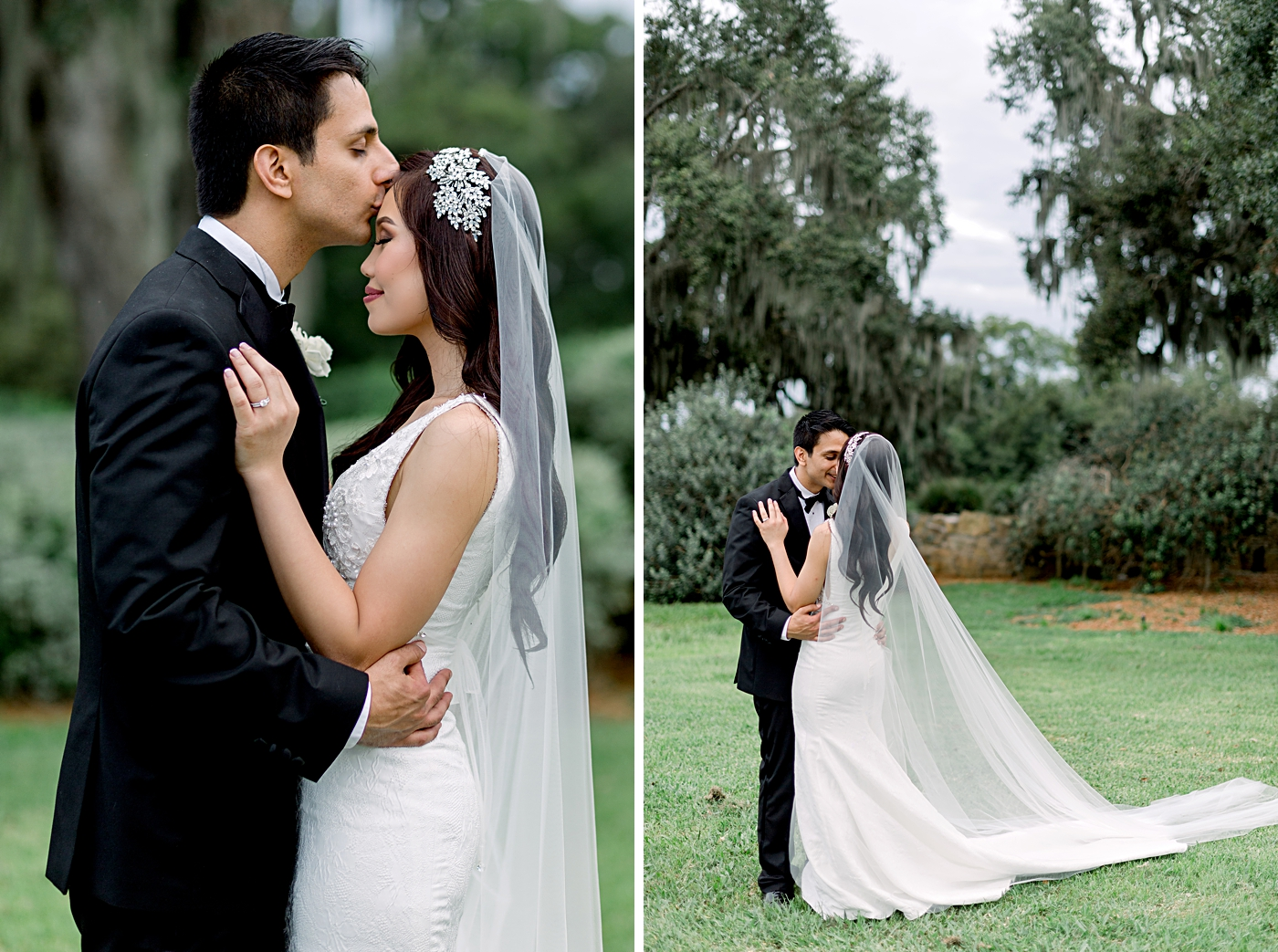 beautiful wedding photography in orlando