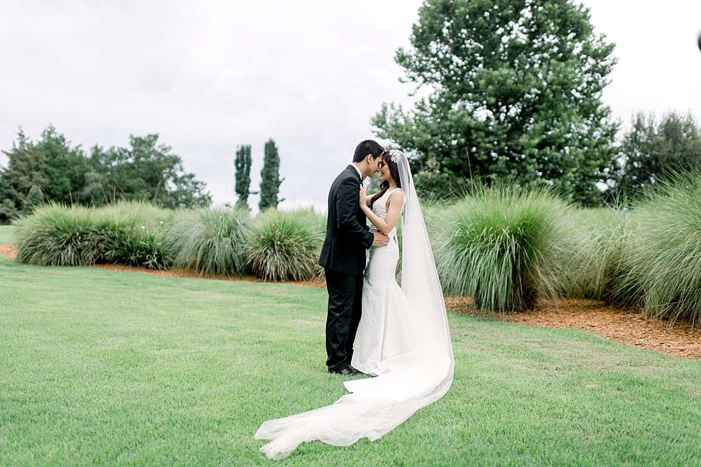 golf and country club wedding