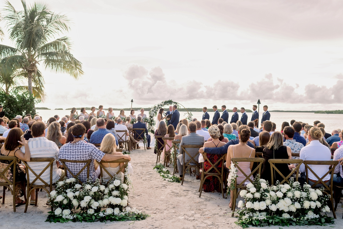 islamorada wedding ceremony