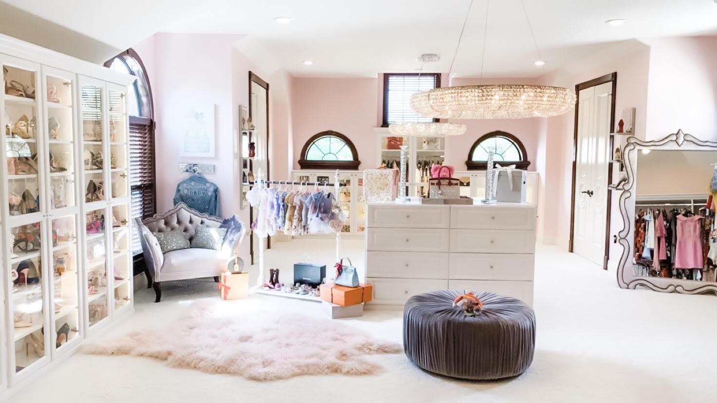 fashion closet remodel