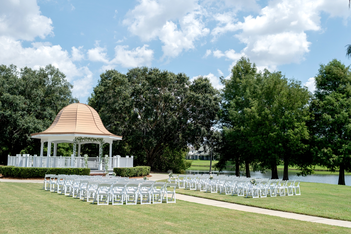lakefront wedding venue