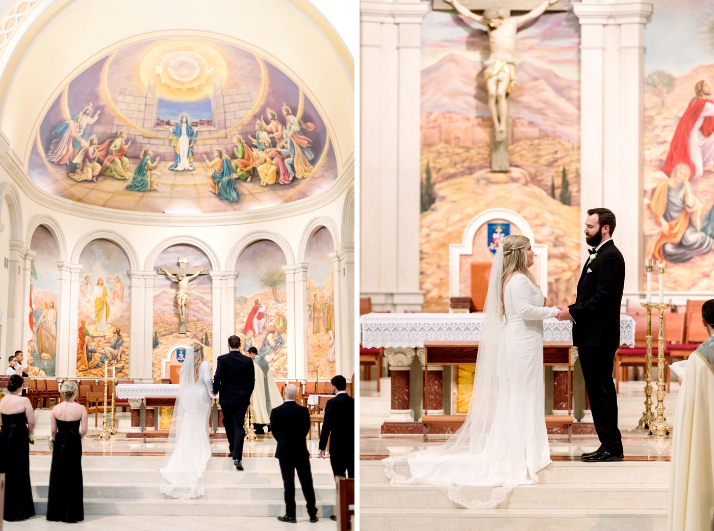 st. james catholic cathedral orlando wedding photographers