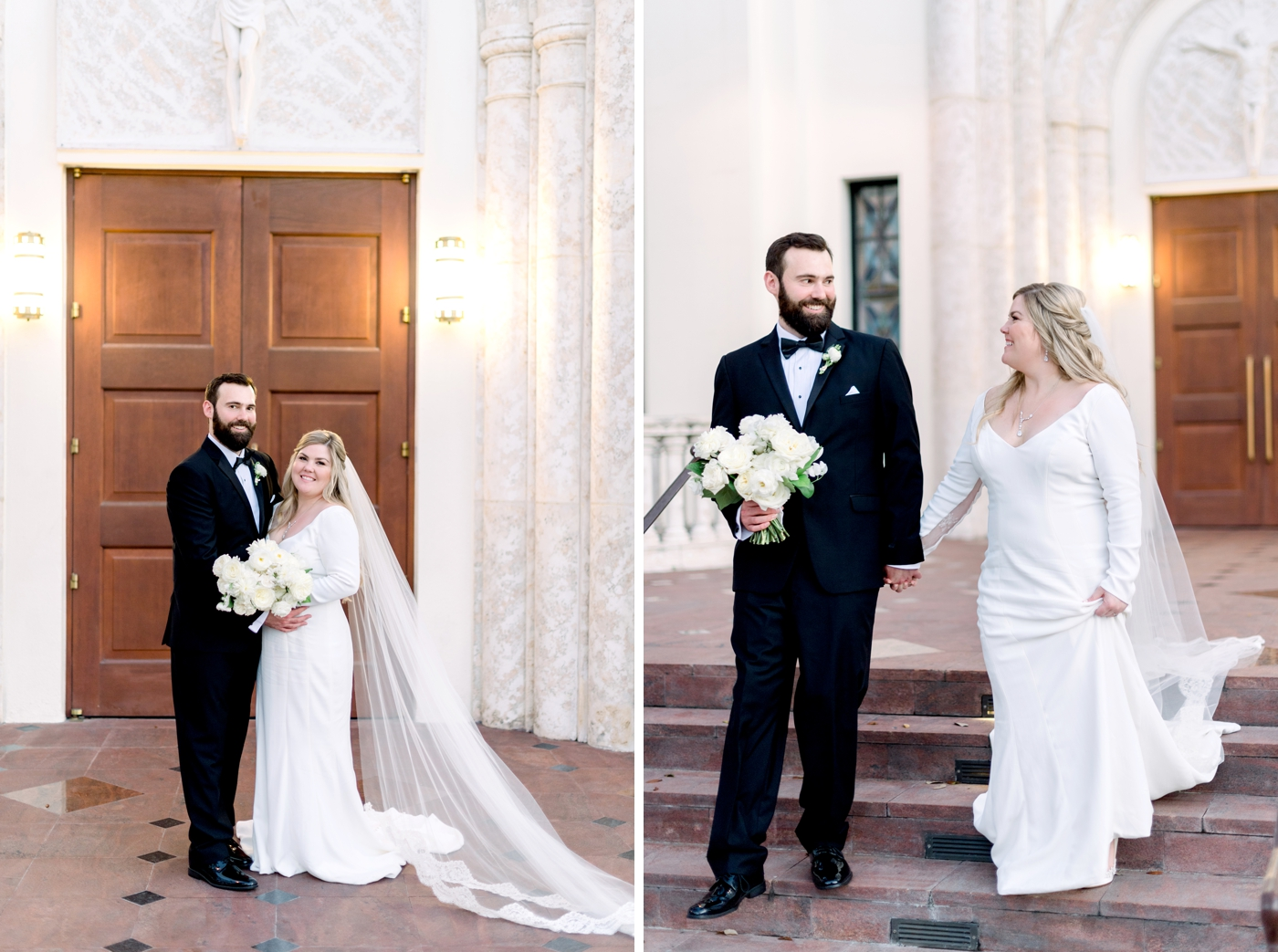 st. james catholic cathedral orlando wedding photographer