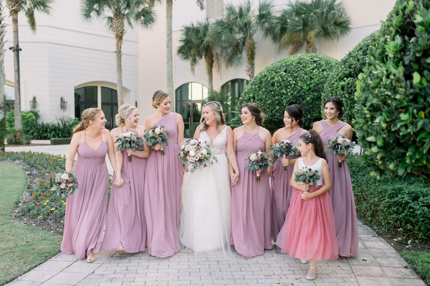 CDC orlando wedding florist