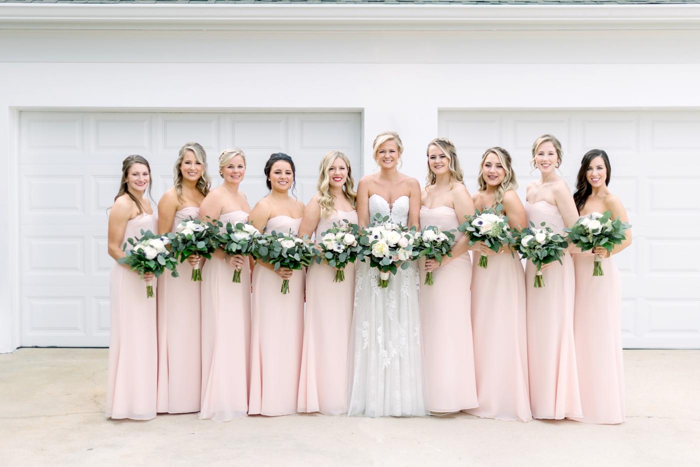 South Florida Bridal Party