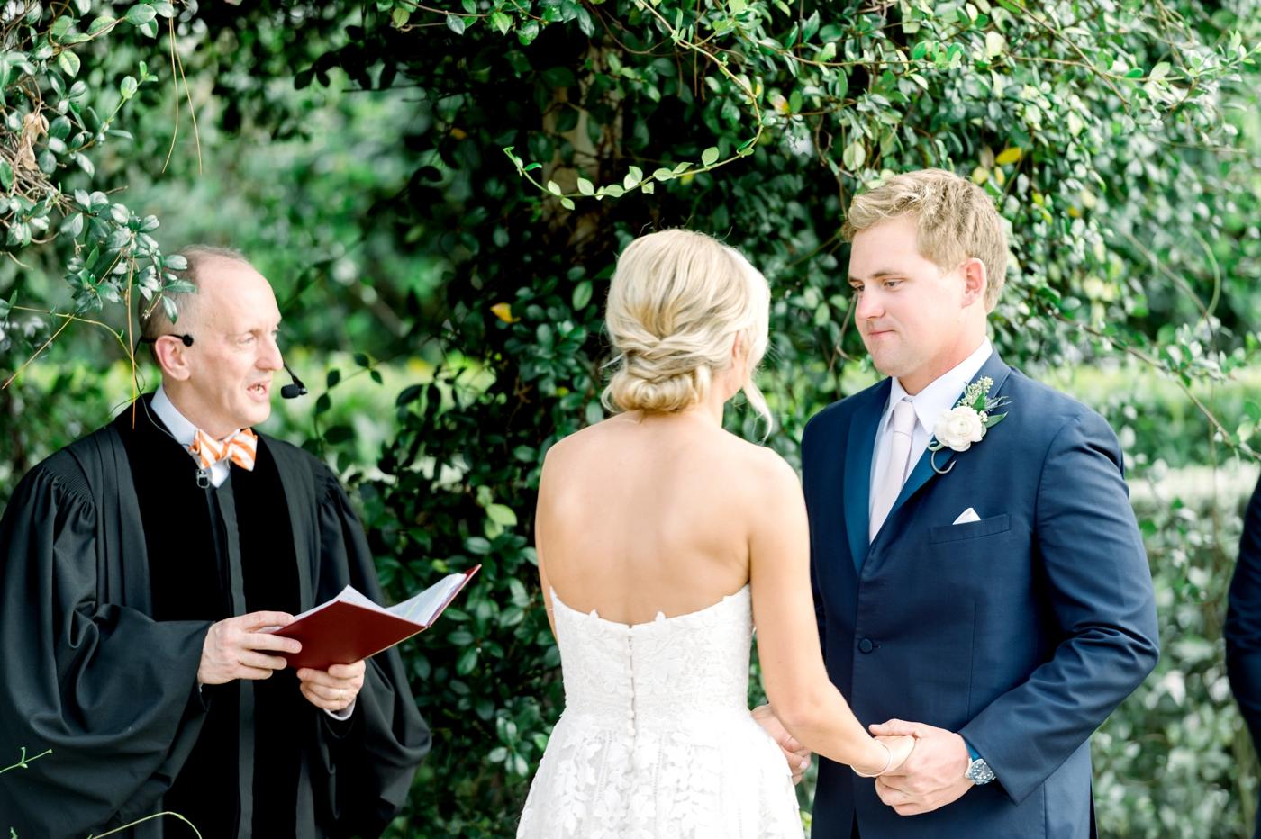 South Florida Wedding Vows