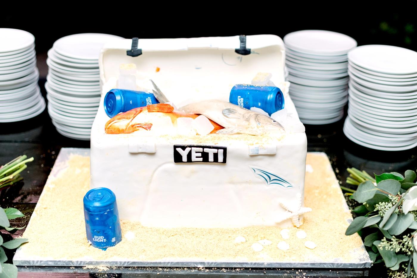 Yeti Cake