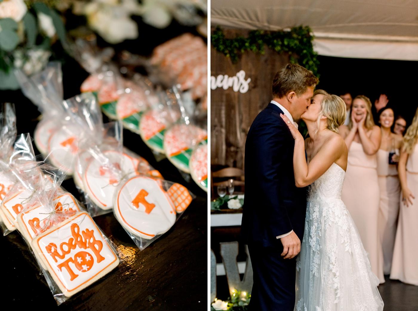 University of Tennessee Wedding