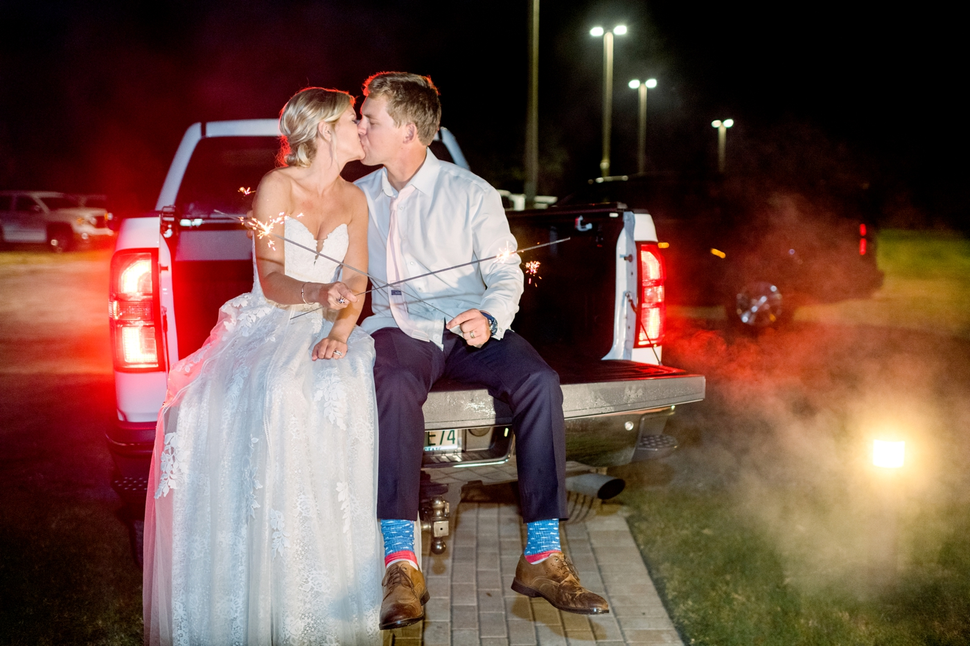 South Florida Truck Wedding