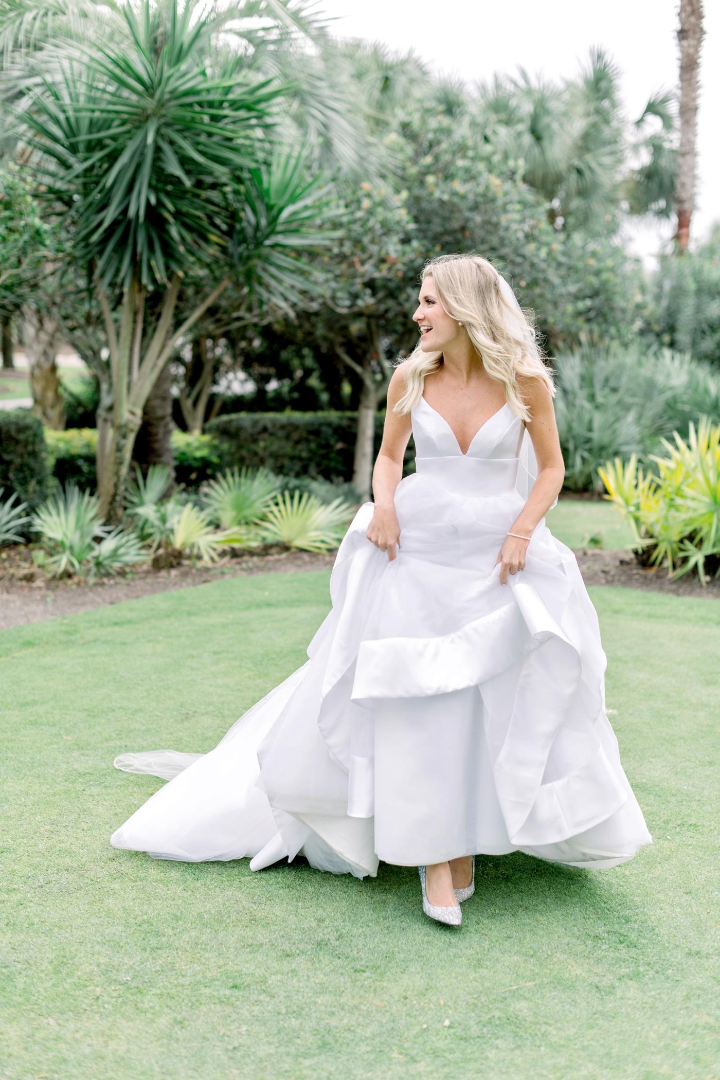 sparkly wedding details orlando