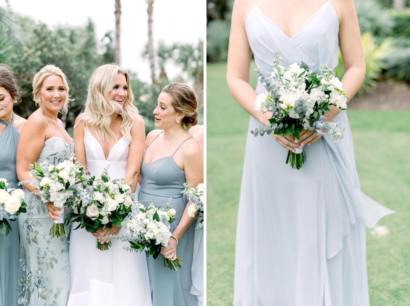 floral details orlando wedding