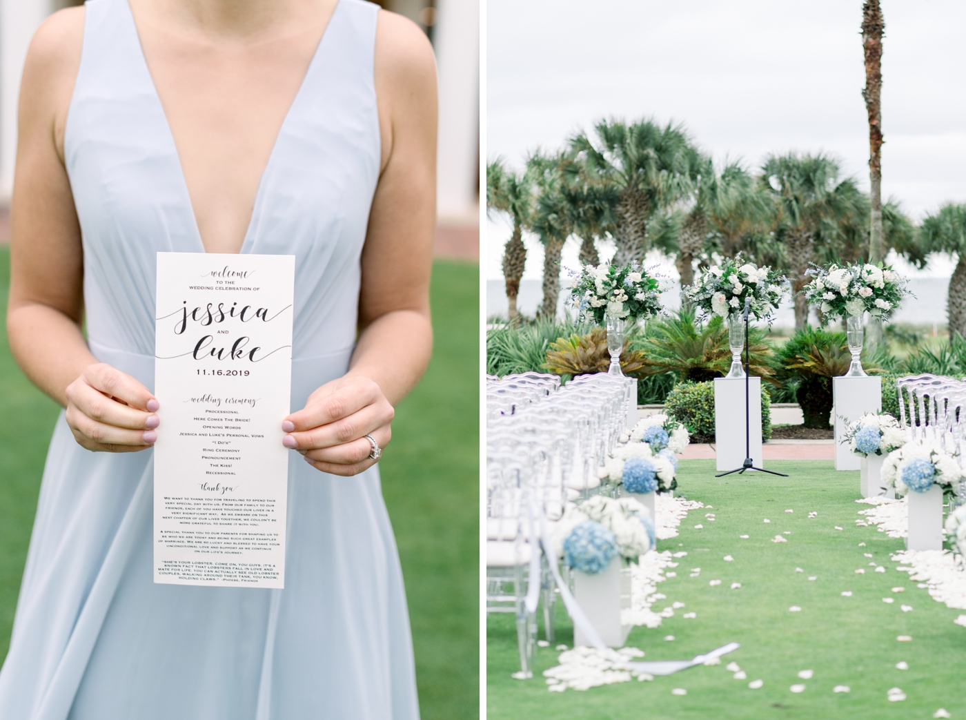florida coastal wedding photography