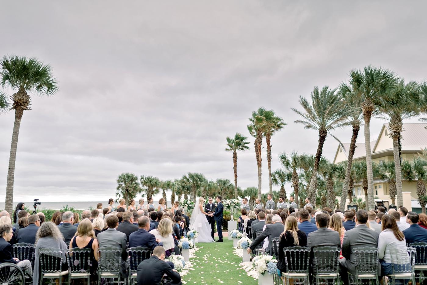 central florida modern wedding photo