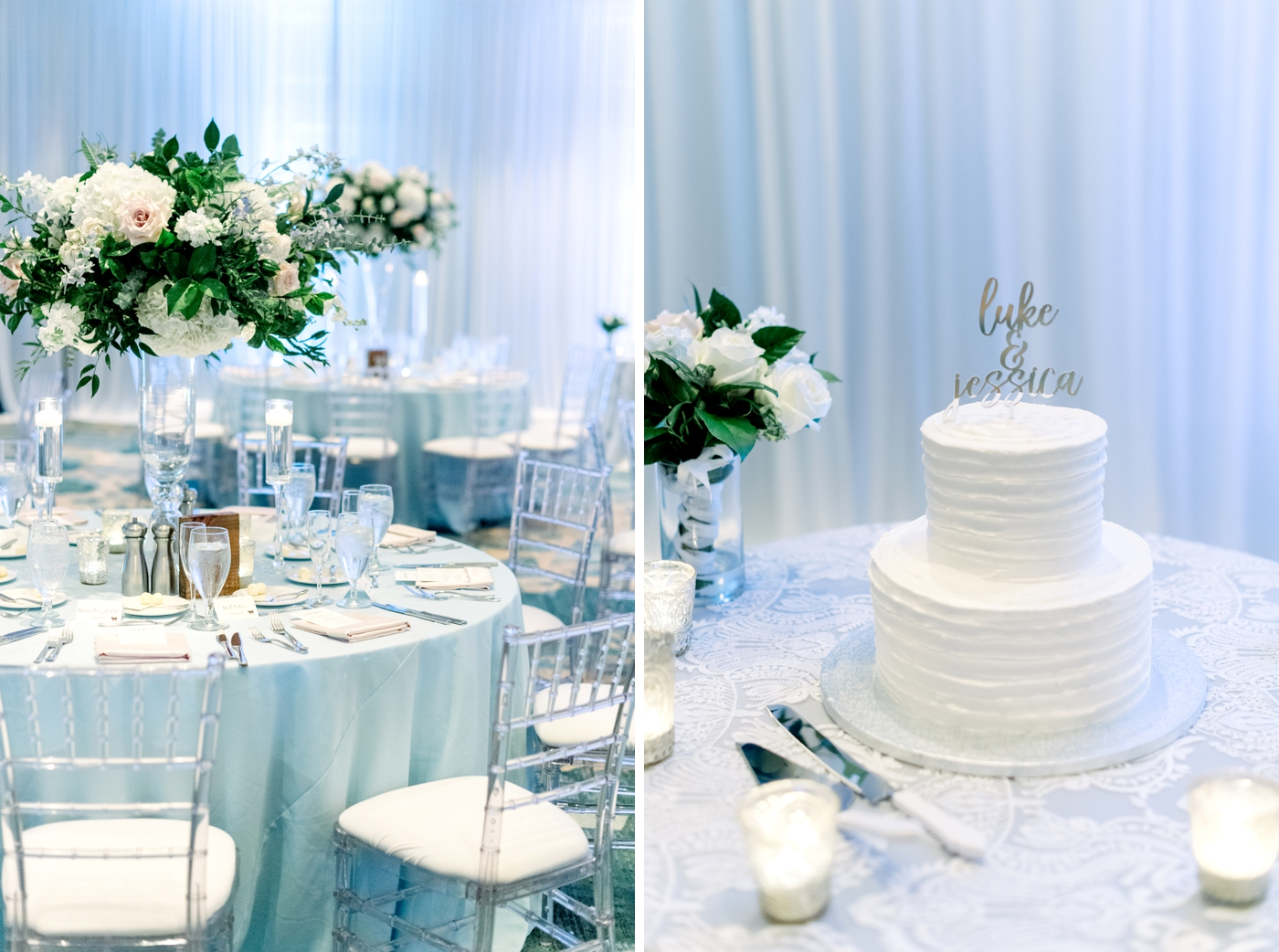 cake details palm coast photographer wedding