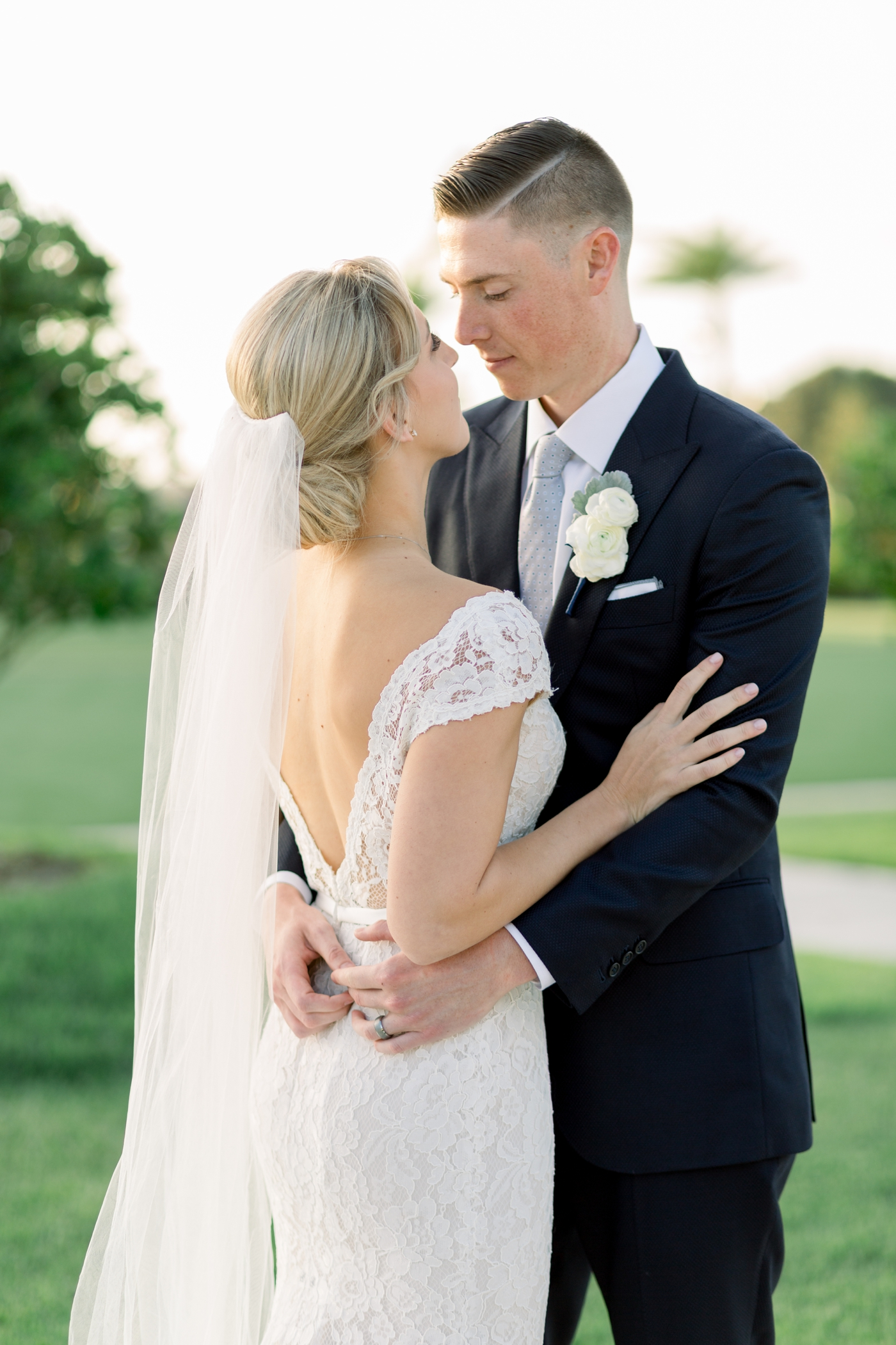 details Championsgate wedding