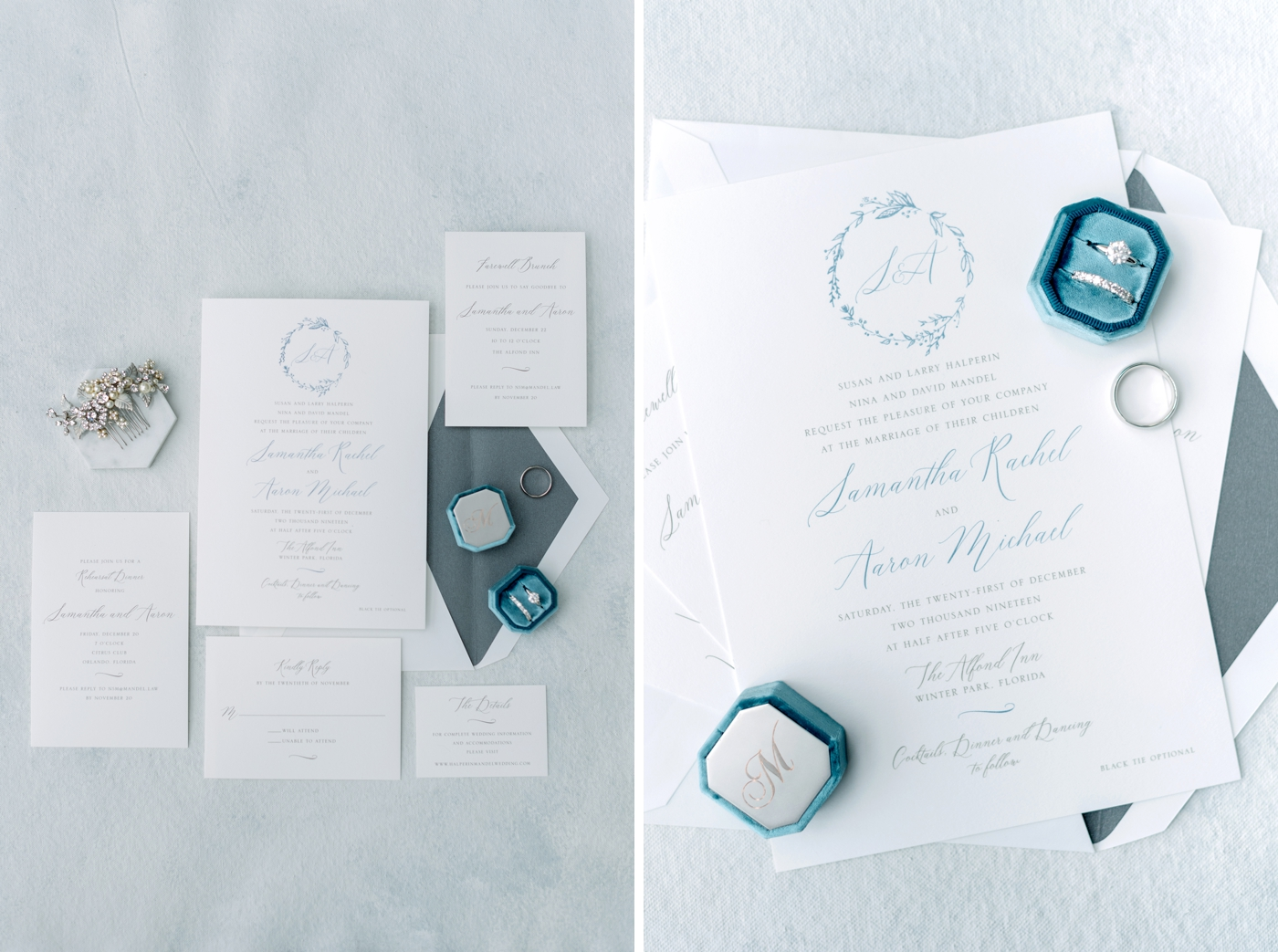 maureen hall invitations