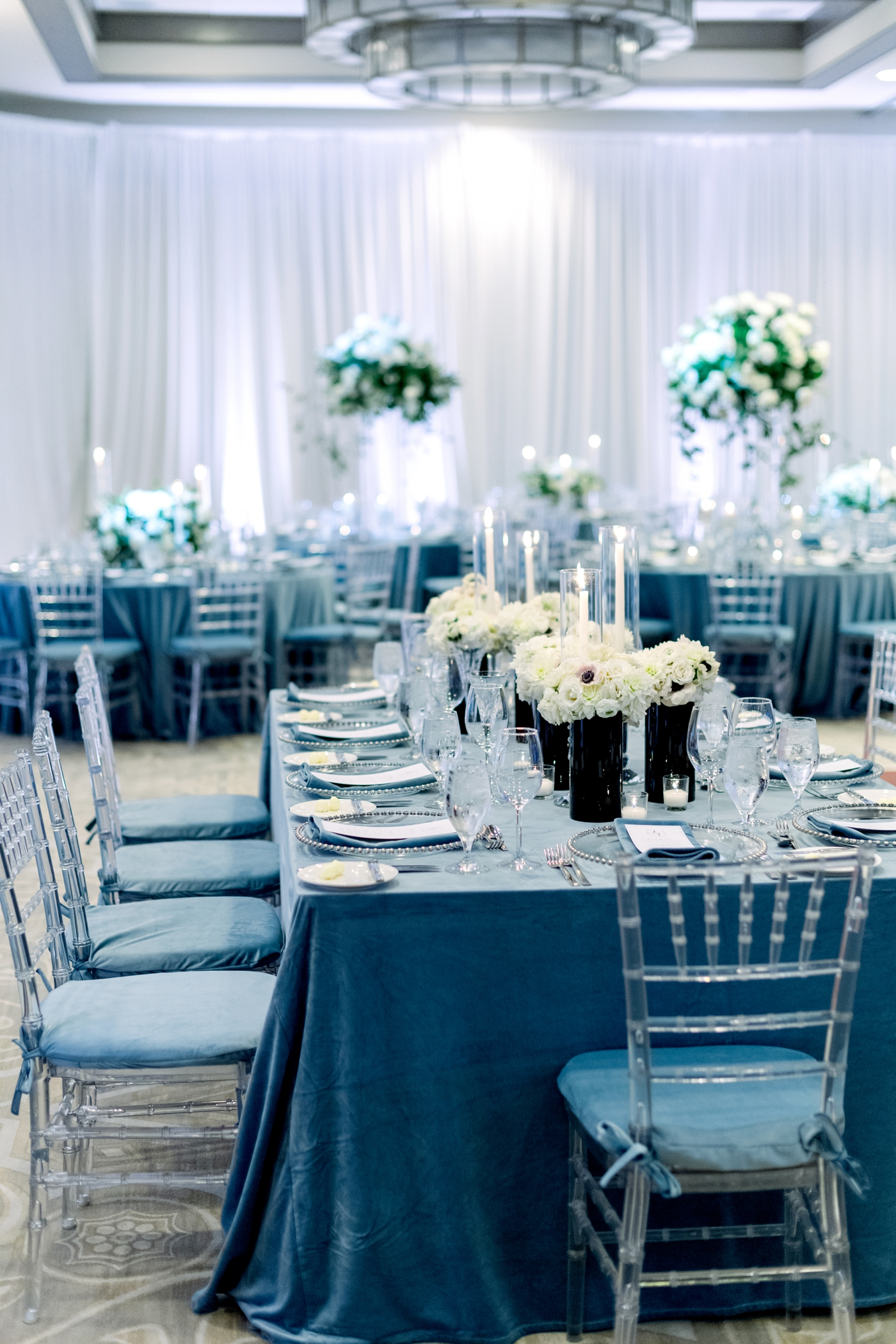 alfond inn ballroom reception