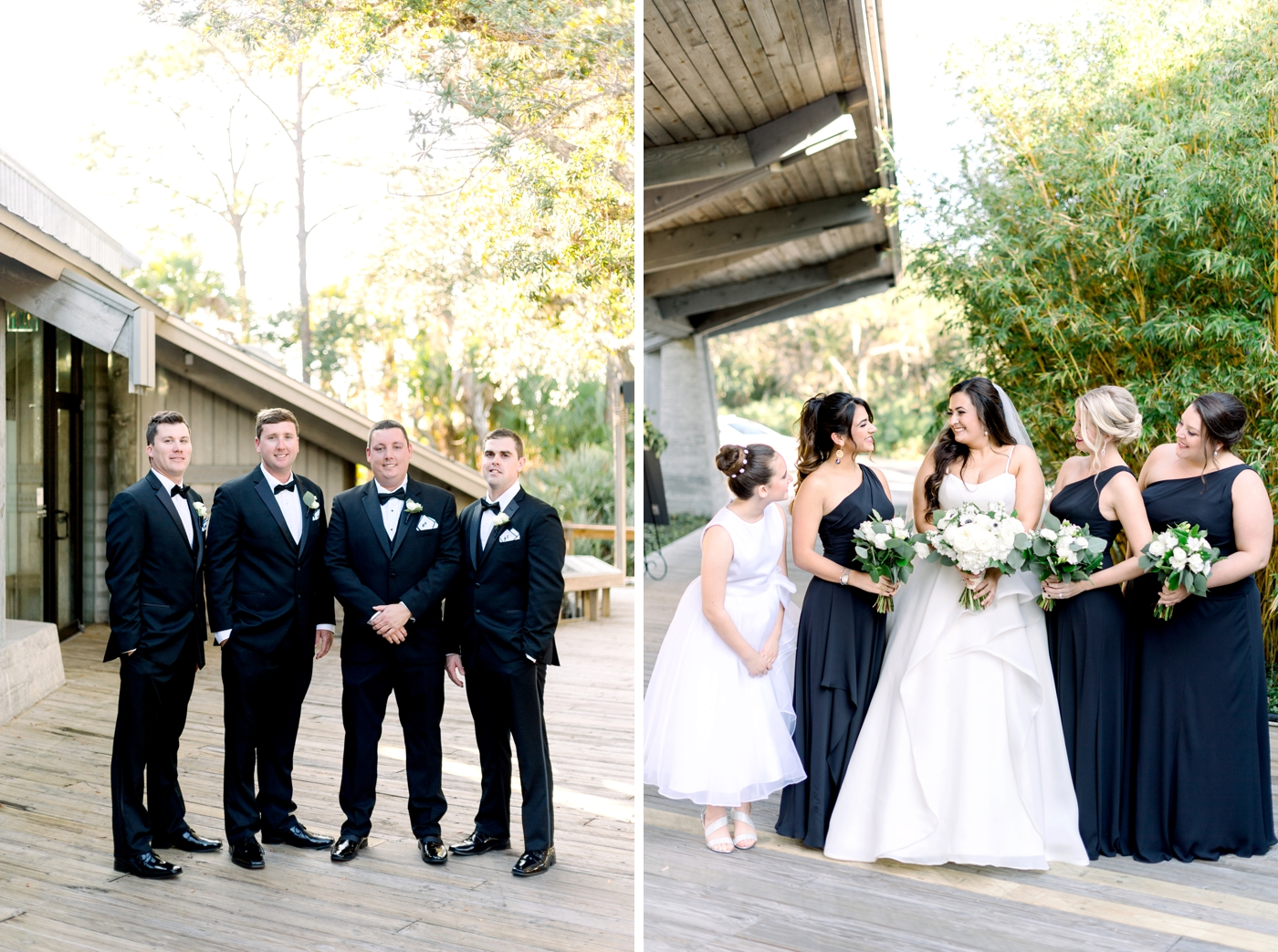 orlando wedding group pictures