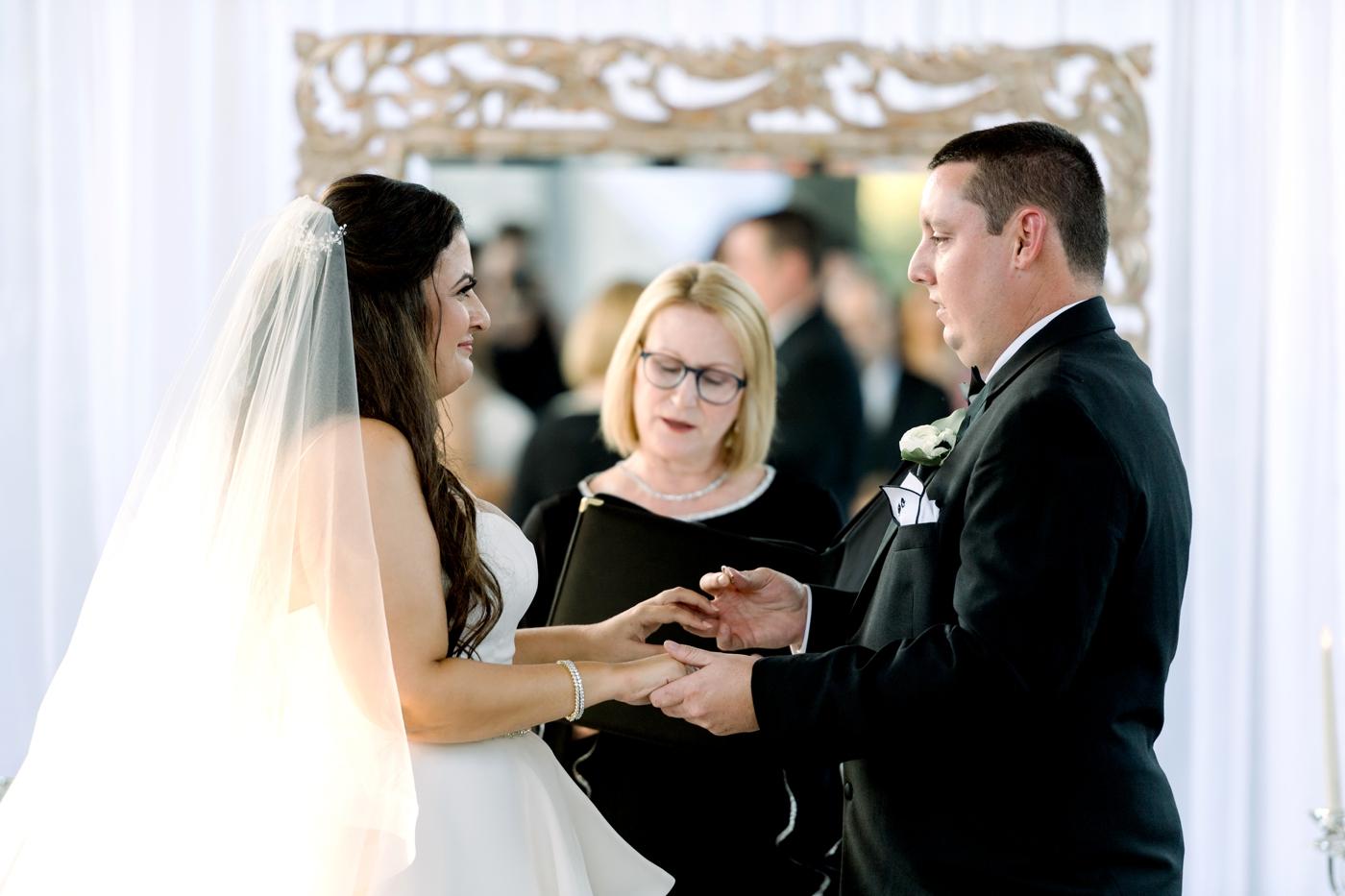 wedding ceremony photography orlando