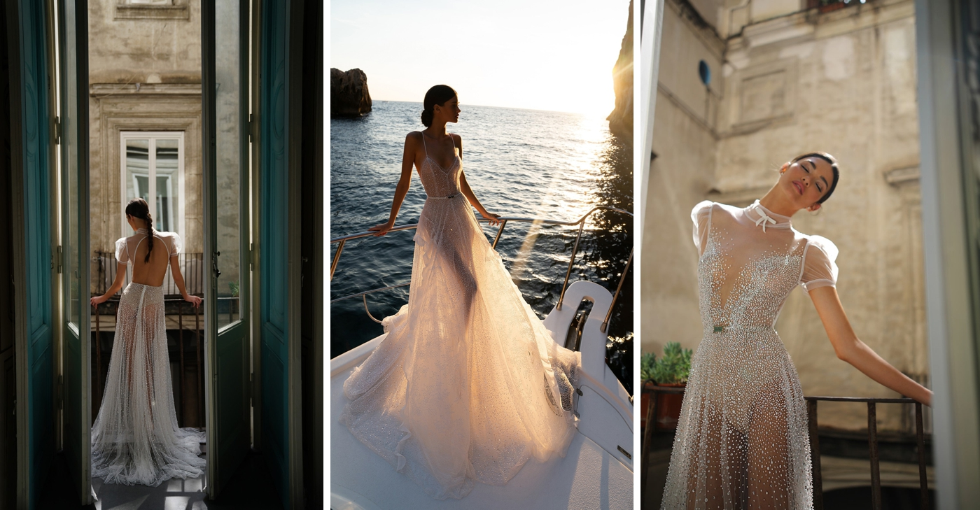 Inbal Dror wedding dress designer