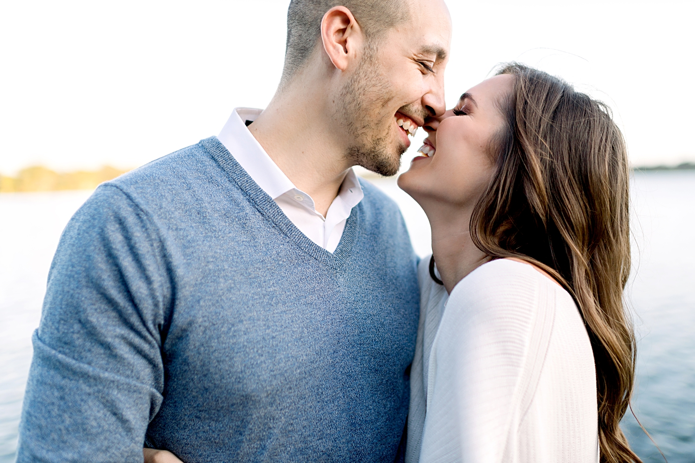 cute engagement photo inspiration