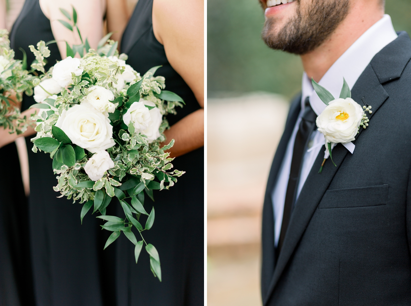 bluegrass chic wedding florist