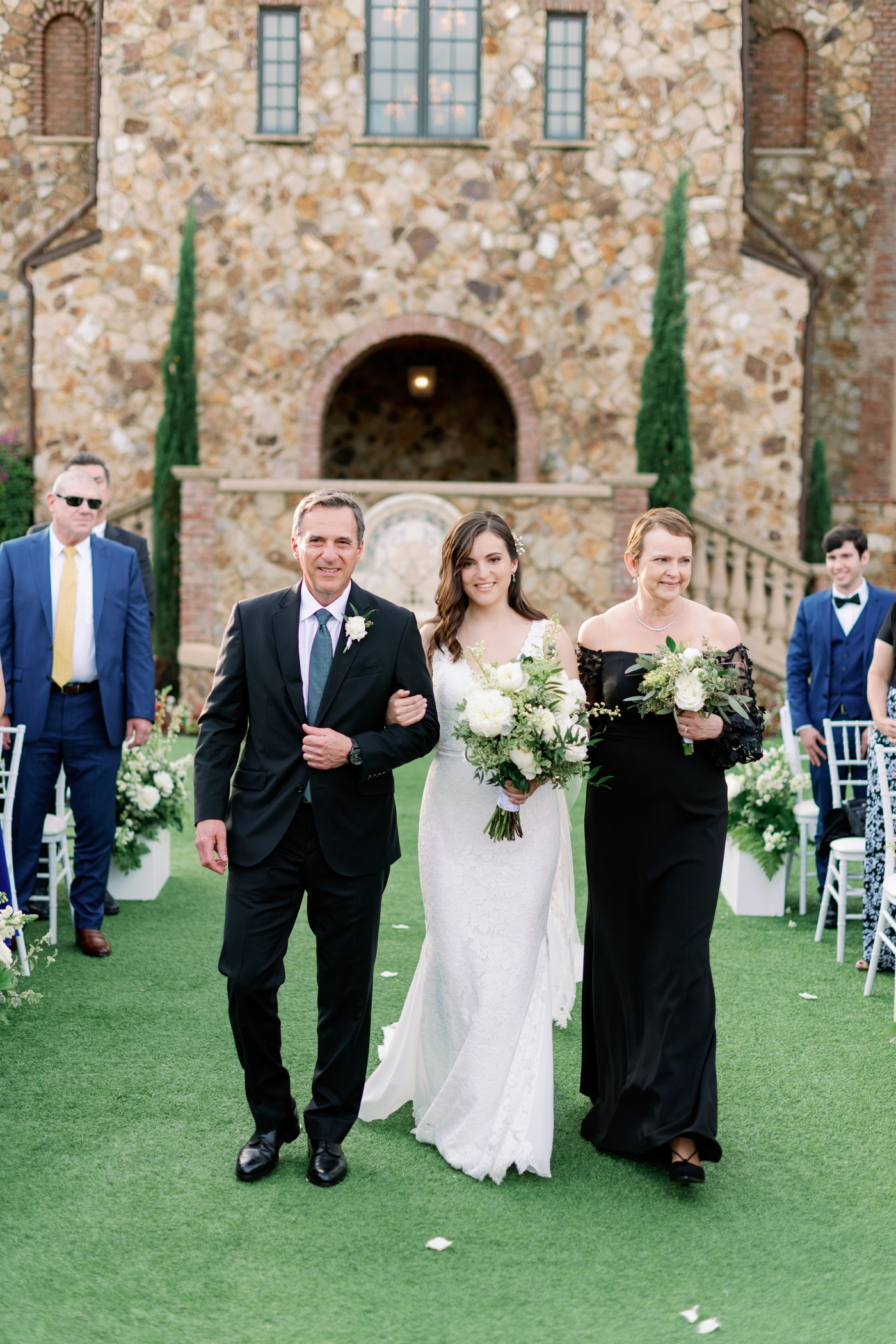 bella collina wedding